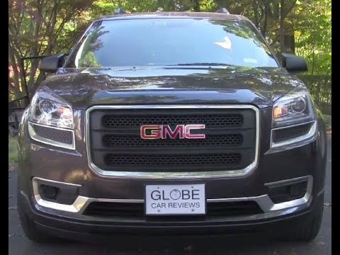 2014 GMC Acadia CUV - Should You Just Get A Minivan? Used Car Review