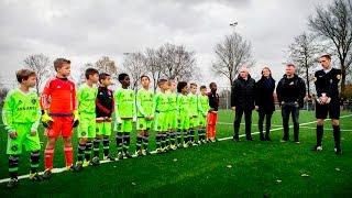 Voetbal voor kinderen wordt echt heel anders