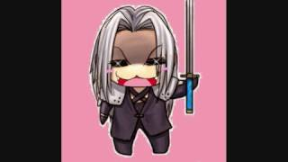 Sephiroth the Chibi ♥