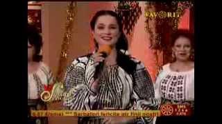 """Nicoleta Voicu- """"Canta inimioara draga""""(Craciun 2013) Seara favorita"""