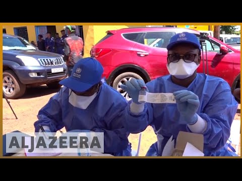 Ebola in the DRC: Death toll rises in second outbreak