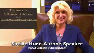 Millionaire, Shellie Hunt, Shares 'How To' Success Ingredients from ReMake My Life