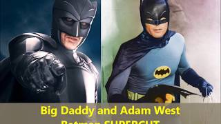Two Cent Cinema - Big Daddy and Adam West Batman SUPERCUT