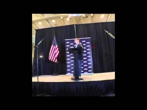 Rand Paul's Speech at the University of Iowa With Ron Paul #RandRally Part 1