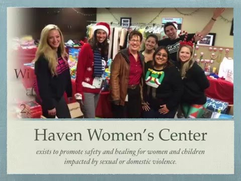 Haven Women's Center Presentation
