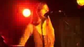 Au Revoir Simone - Sad Song live