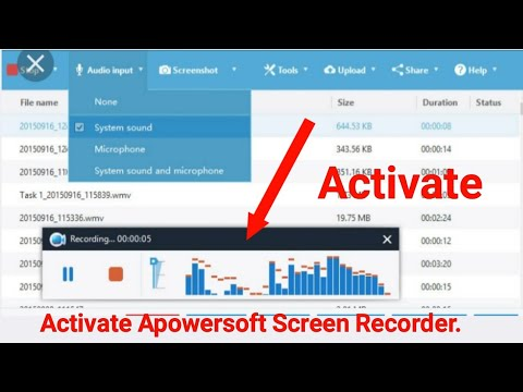How To Crack Apowersoft Screen Recorder Pro For Free In Just Few Simple Steps