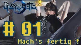 Bayonetta 2 - komplett nackt !? - Mach