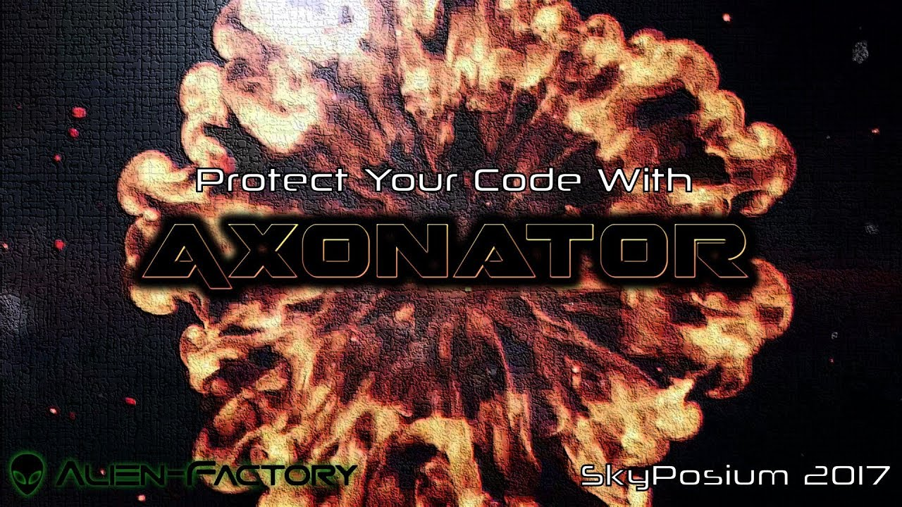 afAxonatorExt 0 9 24 - Encrypts and obfuscates Axon source