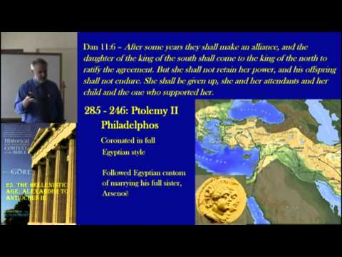 25. The Hellenistic Age: Alexander to Antiochus III