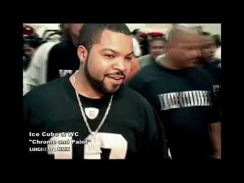 Ice Cube feat. WC - Chrome & Paint /Luigi Beats RMX/