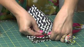 DIY: Sew a Drawstring Bag