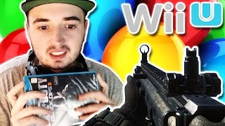 WTF | CALL OF DUTY auf der Wii U CHALLENGE!