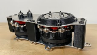 The Differential Drive - A New Breed of Actuator