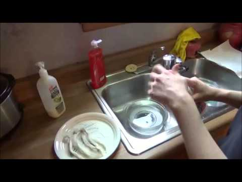 Rockin Alpaca Wigs Part 1: Washing and Combing Raw Alpaca Fiber