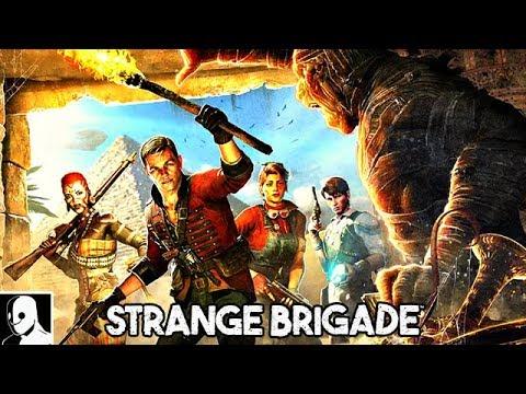 Strange Brigade Gameplay German PS4 - Neues Spiel Der Sniper Elite Entwickler