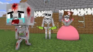 Download Monster School : Poor Baby Skeleton Life Sad Story But Happy Ending - minecraft animation