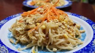Easy & Healthy Pad Thai