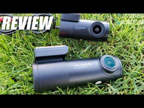 HawkEye Q3 Pro 2K QHD Dual DashCam Review