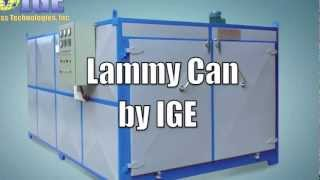 Lammy Can by IGE Glass Technologies, Inc