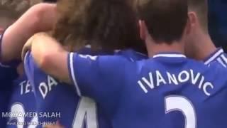 Mohamed Salah First Goal With Chelsea vs Arsenal ( 6 - 0 )