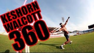 Keshorn Walcott training Road to Rio 2016