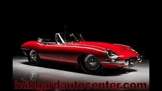 1964 Jaguar E-Type Series 1