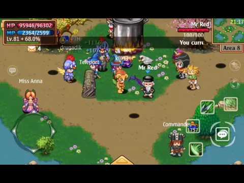 Knight and magic event rewards
