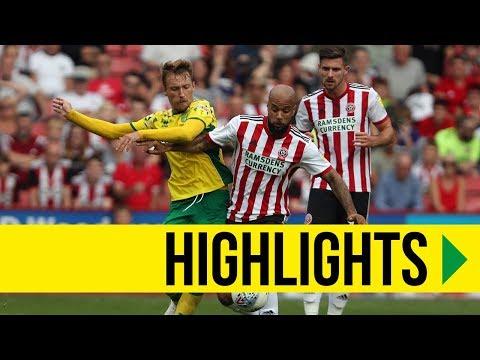 HIGHLIGHTS: Sheffield United 2-1 Norwich City