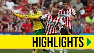 HIGHLIGHTS: Sheffield United 2-1 Norwich City