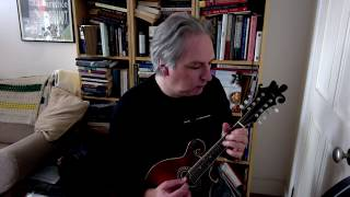 The Virginia Reel on mandolin