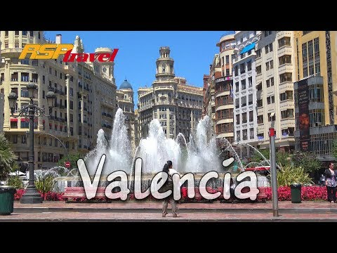 Valencia, Spain travel guide 4K bluemaxbg.com