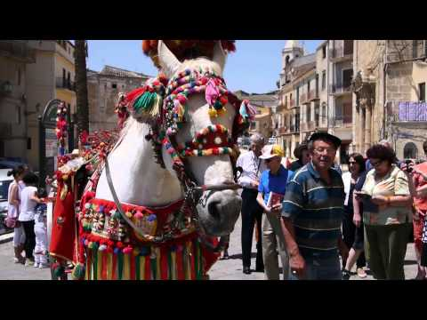 Sicilian Horse and Cart
