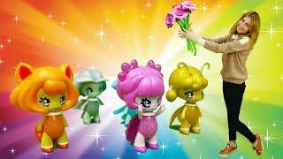 День рождения куклы феи Спинозиты. Игрушки для девочек