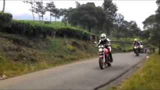 morning riders touring jawa barat