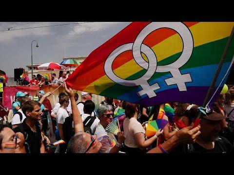 شاهد: انطلاق مهرجان -يورو برايد- للمثليين في فيينا  - نشر قبل 4 ساعة