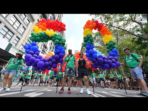 NYC Pride March: Highlights From The World's Biggest LGBTQ Pride Parade | NBC New York