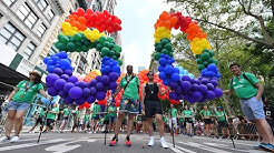 NYC Pride March: Highlights From the World's Biggest LGBTQ Pride Parade   NBC New York