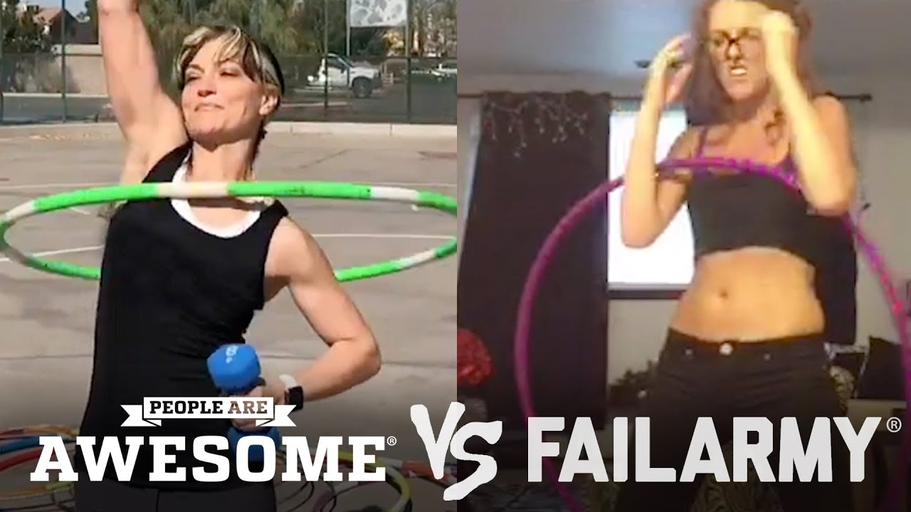 Amazing People vs. Amazing Fails