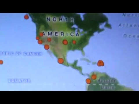 EARTHQUAKE REPORT 4 AROUND THE WORLD