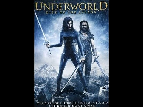 Download Opening To Underworld:Rise Of The Lycans 2009 DVD