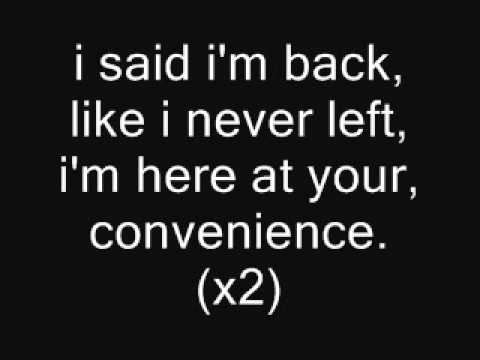 Professor Green - At Your Inconvenience Lyrics.