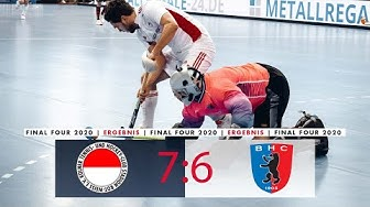 Rot-Weiss Köln - Berliner HC 7:6   Highlights Finale   Deutsche Hallenhockey-Meisterschaft 2020