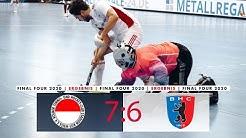 Rot-Weiss Köln - Berliner HC 7:6 | Highlights Finale | Deutsche Hallenhockey-Meisterschaft 2020