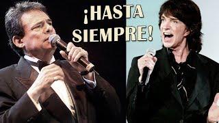 José José y Camilo Sesto, una vida cantando al amor || Crónicas de Paco Macías