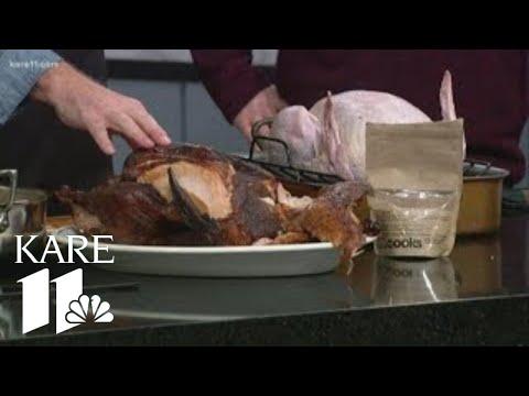 RECIPE: Light Smoked, Apple Cider-brined Turkey