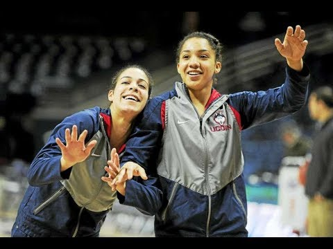 Campus Connect - UConn Women's Basketball Seniors Leading Huskies