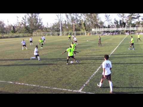 University of the Bahamas vs Future stars highlights (3-1)