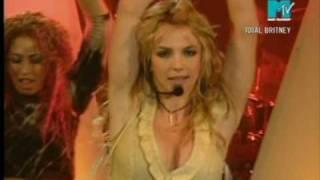 MTV's Total Britney Spears Live - I'm a Slave 4 U (11.03.2001)