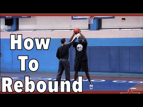 How To Rebound Effectively